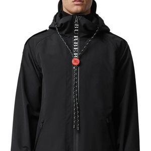 BURBERRY Roberts Nylon Hooded Jacket